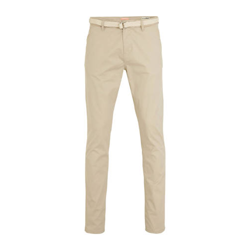 Tom Tailor slim fit chino beige