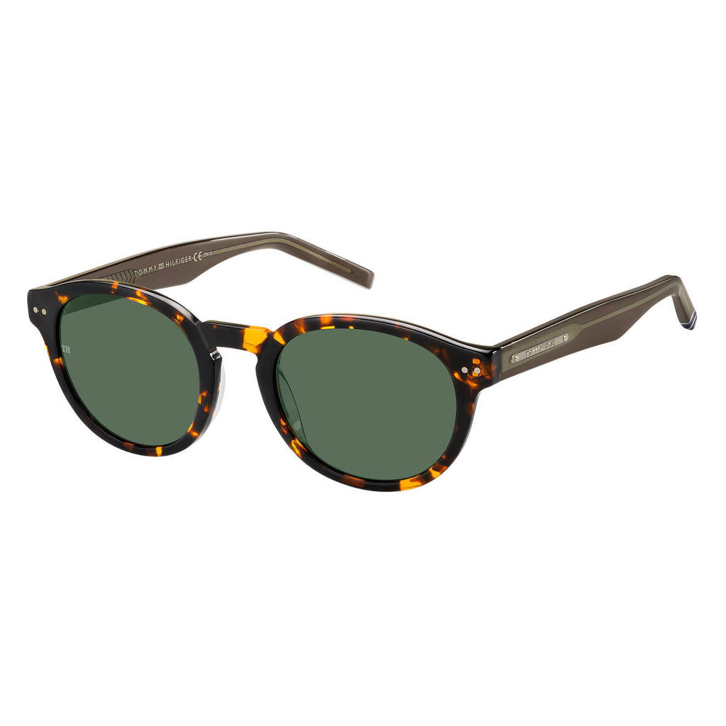 Tommy Hilfiger zonnebril TH 1713/S bruin