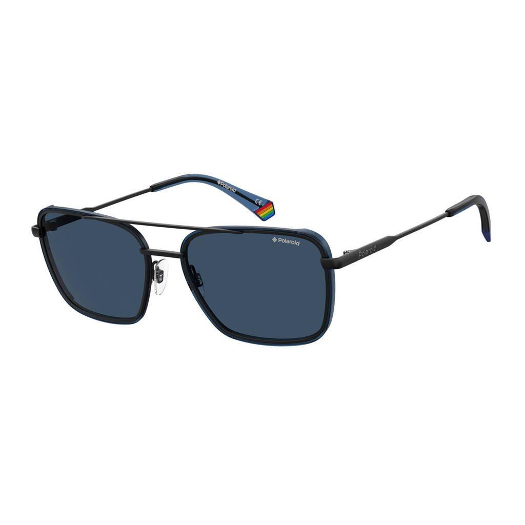 Polaroid zonnebril PLD 6115/S blauw