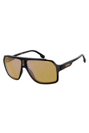 zonnebril 1030/S zwart/geel