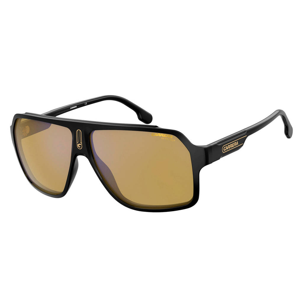 Carrera zonnebril CARRERA 1030/S zwart/geel