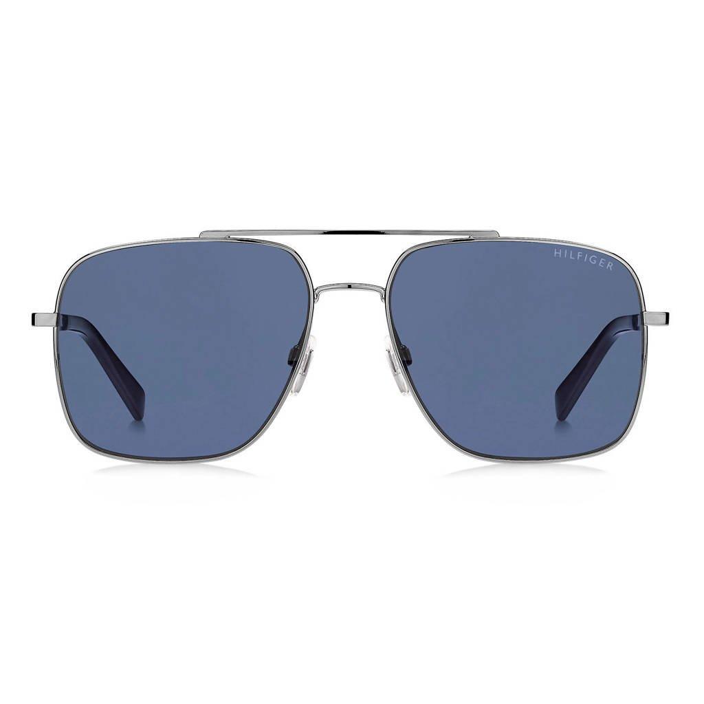 Tommy Hilfiger zonnebril TH 1752/S zilver, Zilver