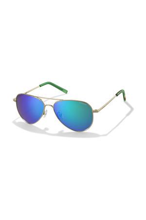 zonnebril 6012/N goudkleurig