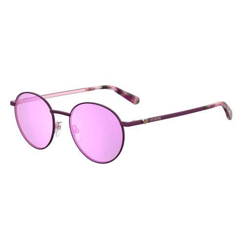 Love Moschino zonnebril MOL019/S roze