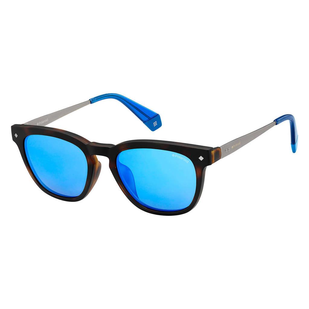 Polaroid zonnebril PLD 6080/G/CS bruin