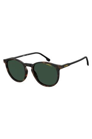 zonnebril CARRERA 230/S bruin/groen
