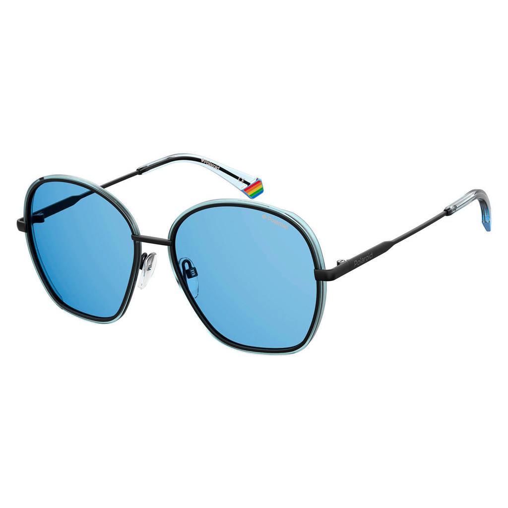 Polaroid zonnebril PLD 6113/S blauw, Blauw
