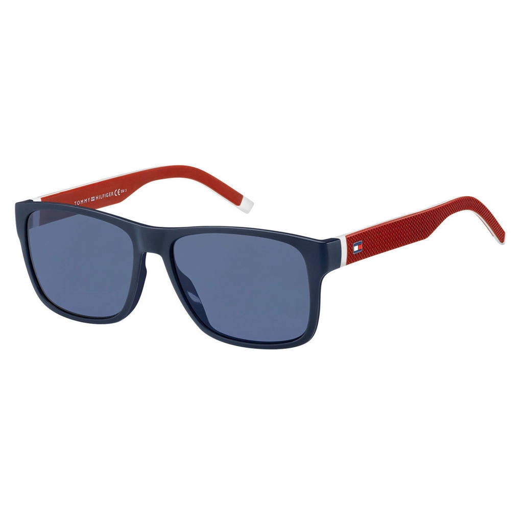 Tommy Hilfiger zonnebril TH 1718/S rood, Rood