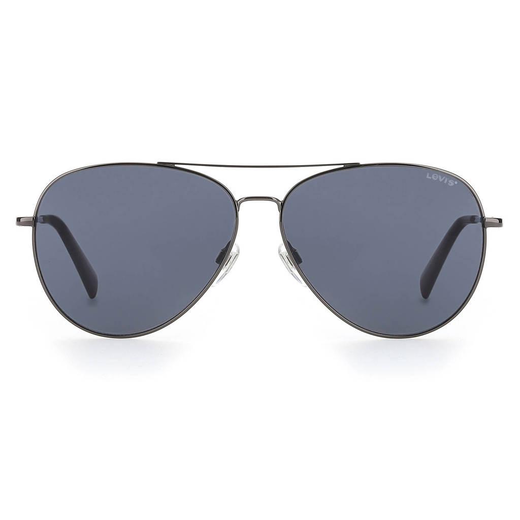 Levi's zonnebril LV 1006/S zilver
