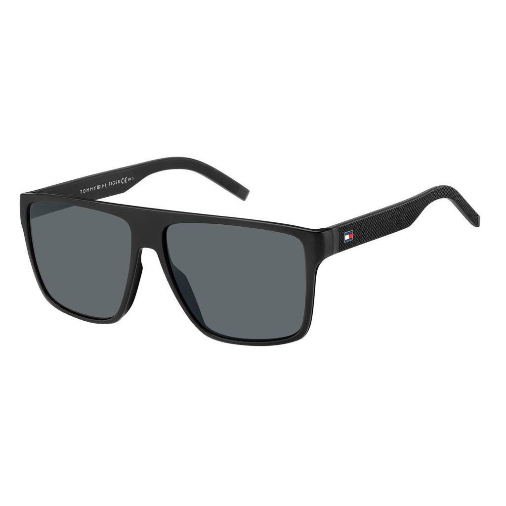 Tommy Hilfiger zonnebril TH 1717/S zwart