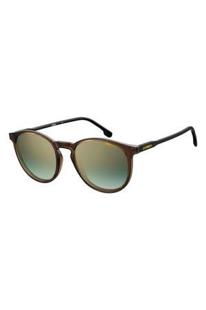 zonnebril CARRERA 230/S lichtbruin/groen