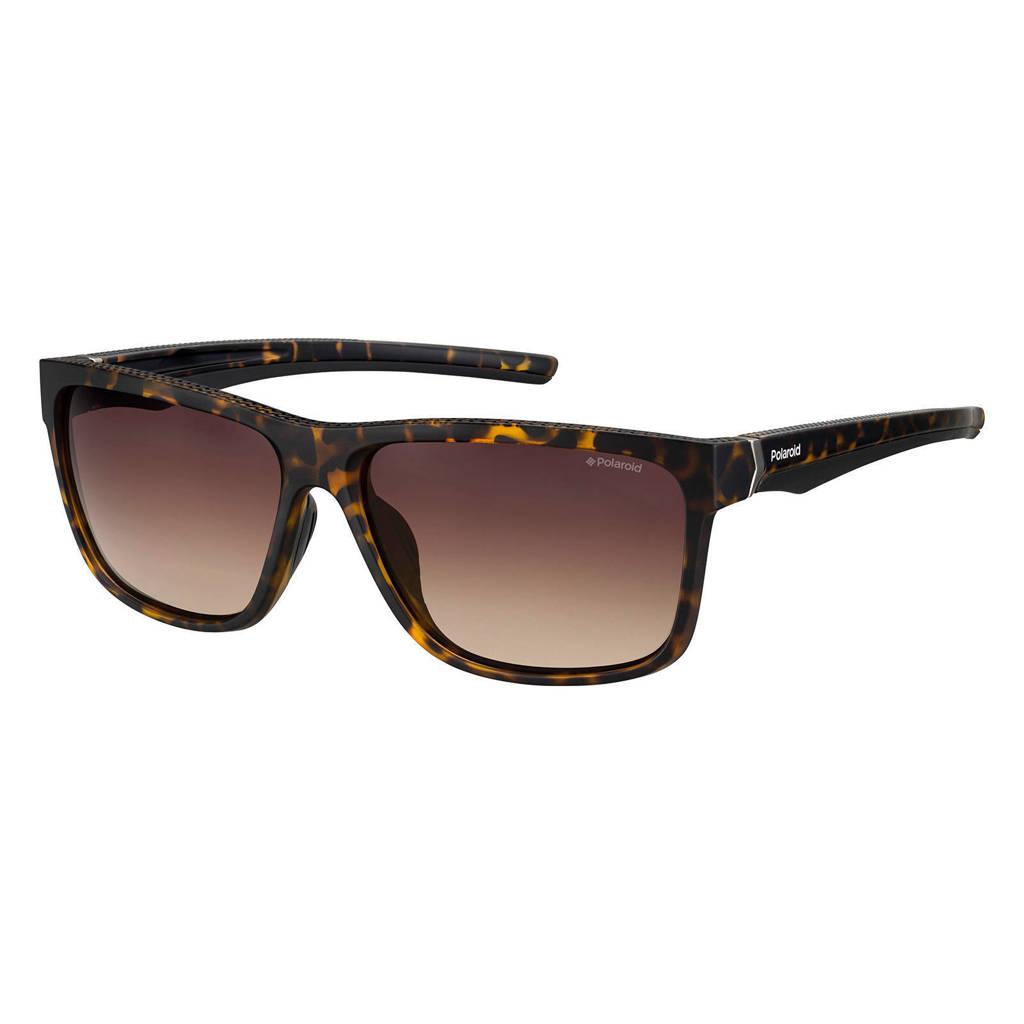 Polaroid zonnebril PLD 7014/S bruin