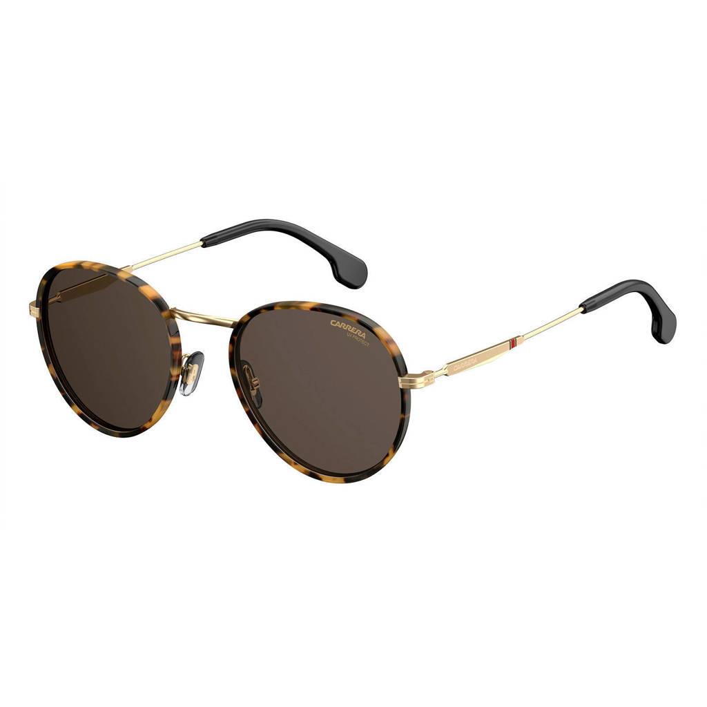 Carrera zonnebril CARRERA 151/S goud, Goud/zwart
