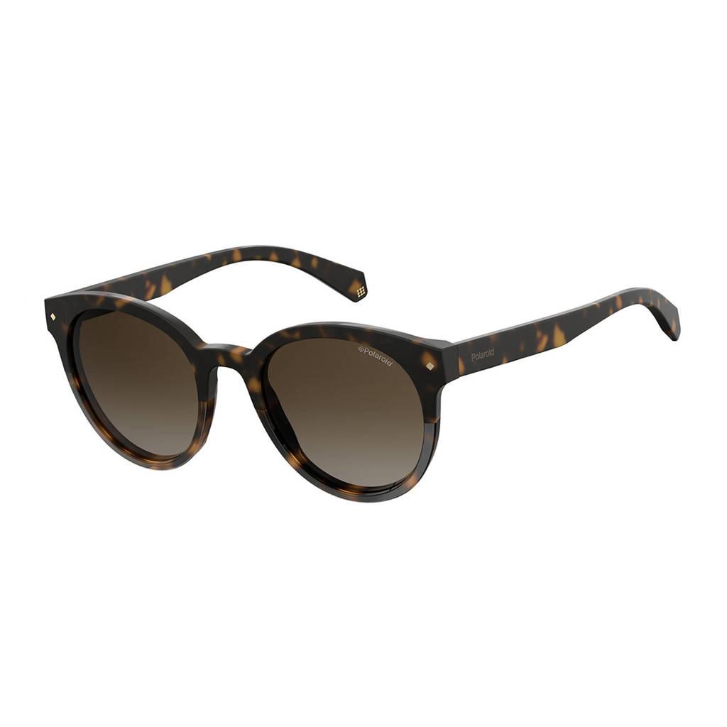 Polaroid zonnebril PLD 6043/S bruin