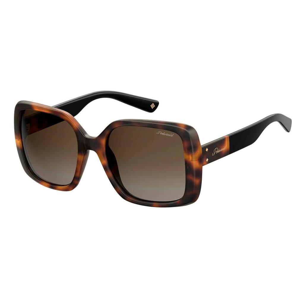 Polaroid zonnebril PLD 4072/S bruin