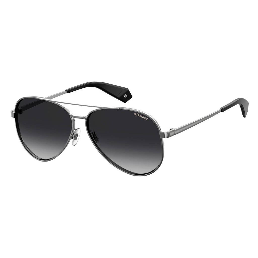Polaroid zonnebril PLD 6069/S/X zilver/zwart