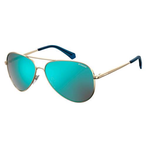 Polaroid zonnebril PLD 6012/N/NEW goud