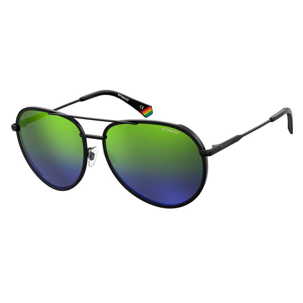 Polaroid zonnebril PLD 6116/G/S blauw/groen