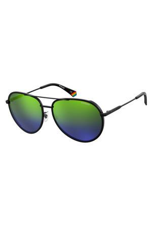 zonnebril PLD 6116/G/S blauw/groen