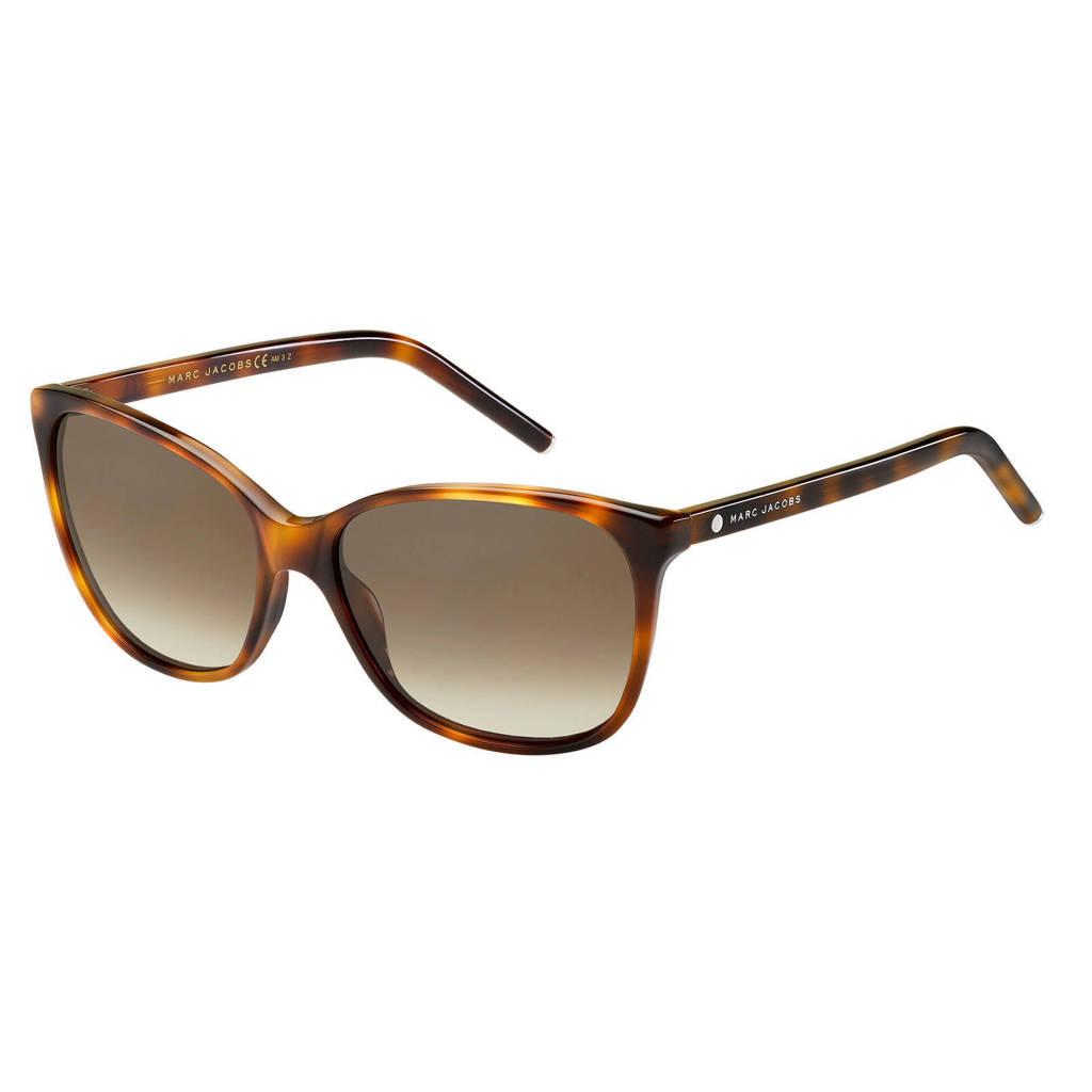 Marc Jacobs zonnebril MARC 78/S bruin