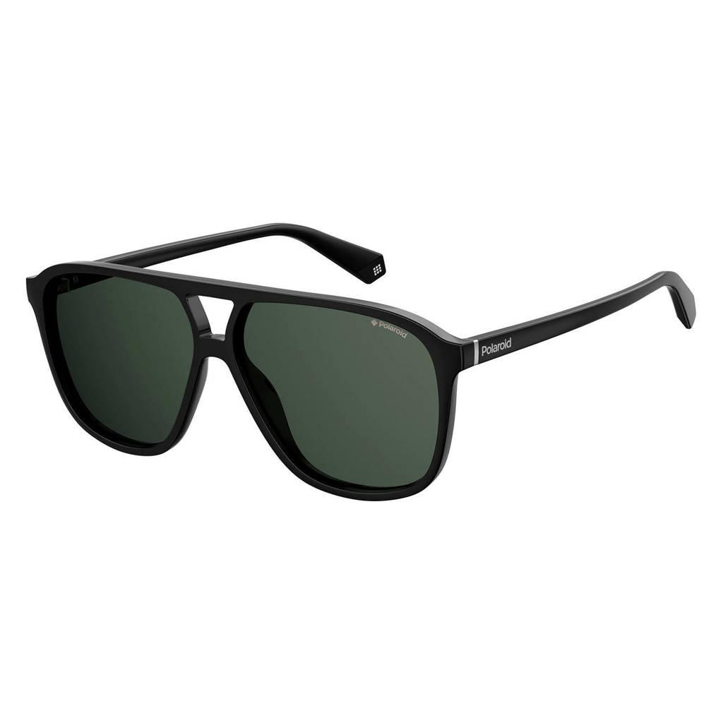 Polaroid zonnebril PLD 6097/S zwart, Zwart