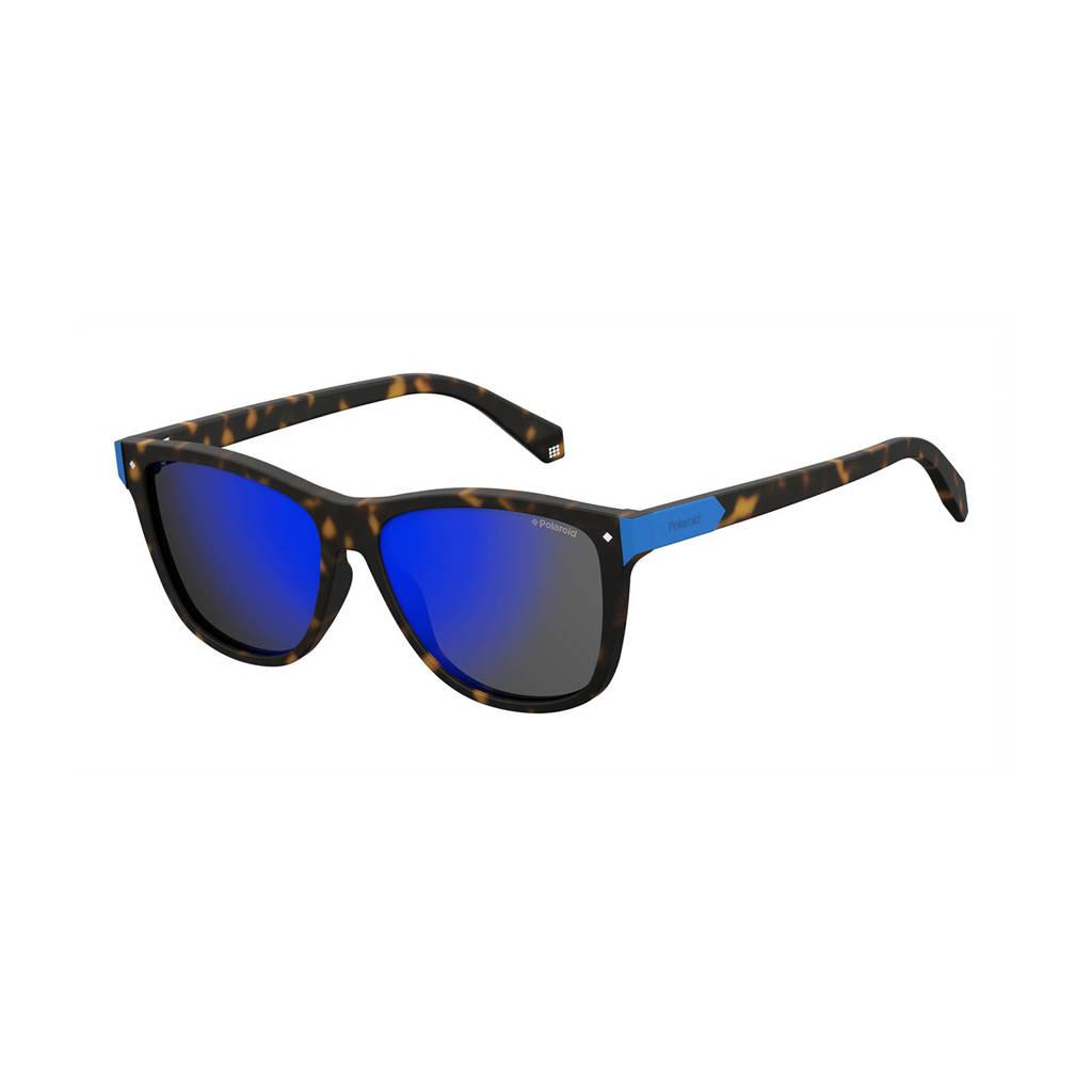 Polaroid zonnebril PLD 6035/S bruin, Mat Havana bruin