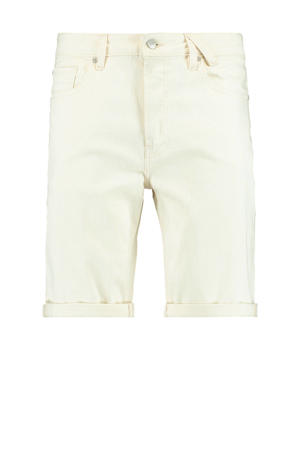 regular fit jeans short off white
