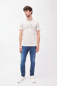 ARMEDANGELS T-shirt van biologisch katoen ecru, Ecru