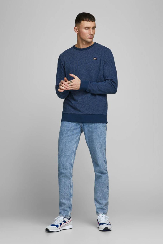 JACK & JONES ORIGINALS sweater marine, Marine