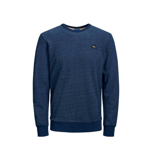 JACK & JONES ORIGINALS sweater marine