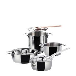 pannenset Pots&Pans (4-Delig)