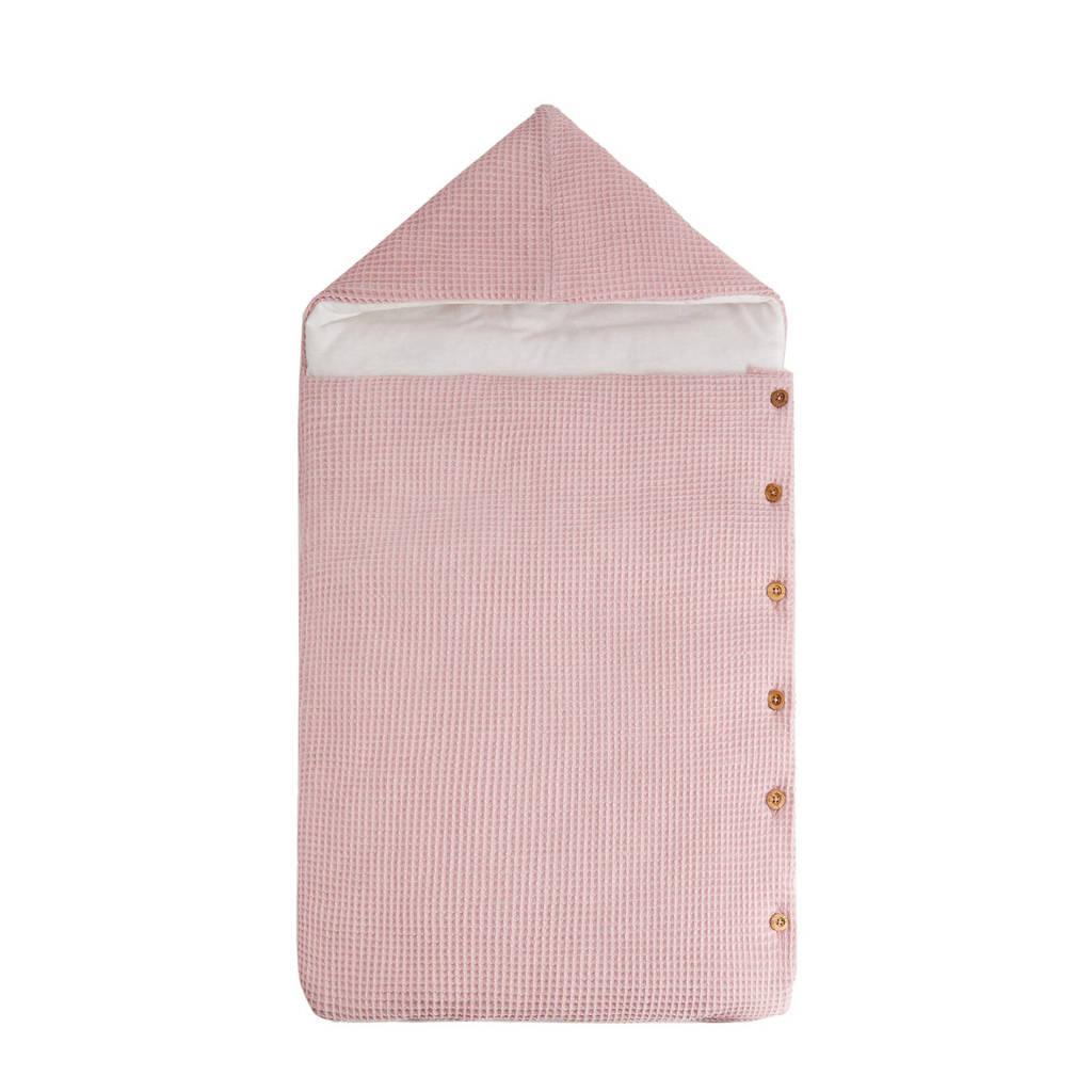 Mango Kids wikkeldeken roze, Roze