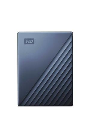 My Passport for Mac 2.5 inch 5TB Type C 5TB (blauw)