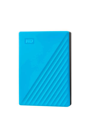 My Passport 2TB externe hardeschijf