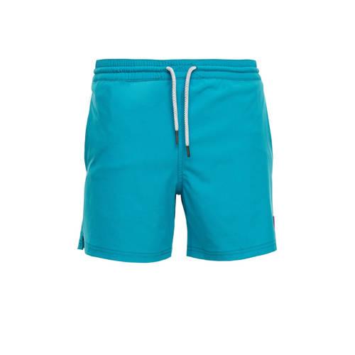 s.Oliver zwemshort turquoise