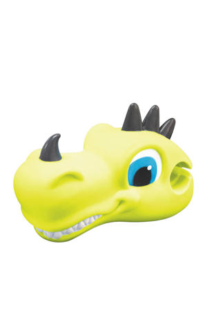 Scooter Head Dino green
