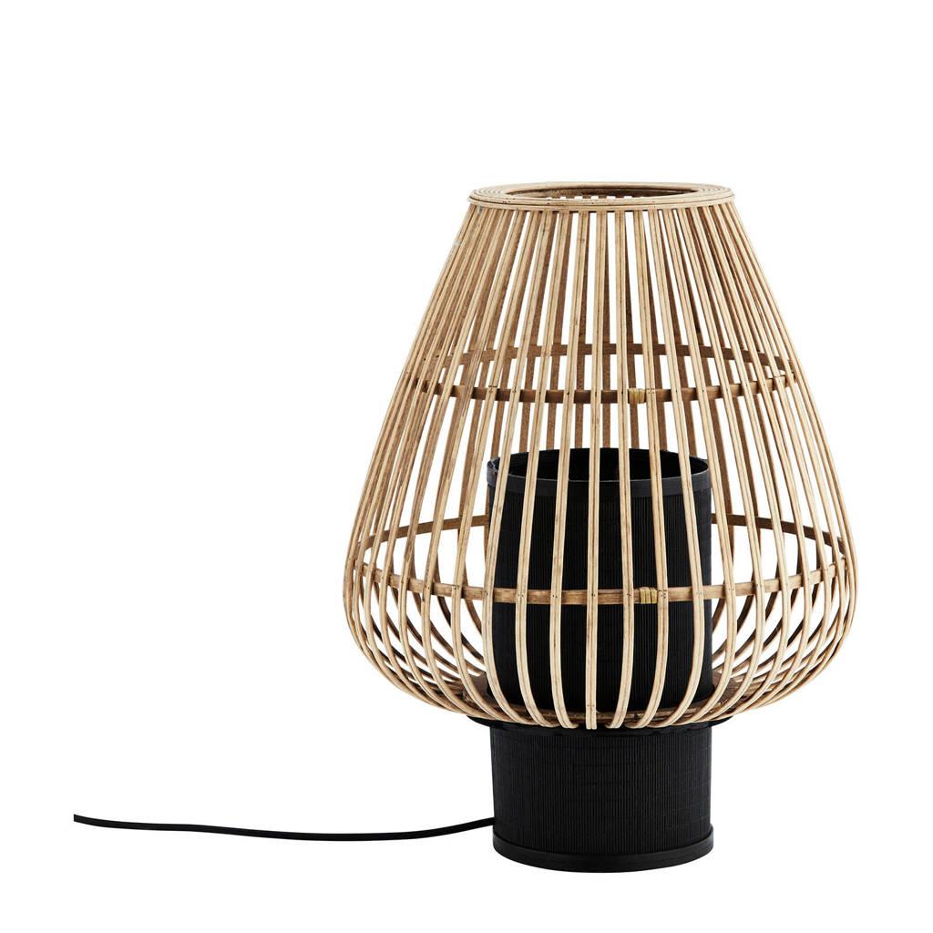 Madam Stoltz tafellamp, Natuurlijk en zwart