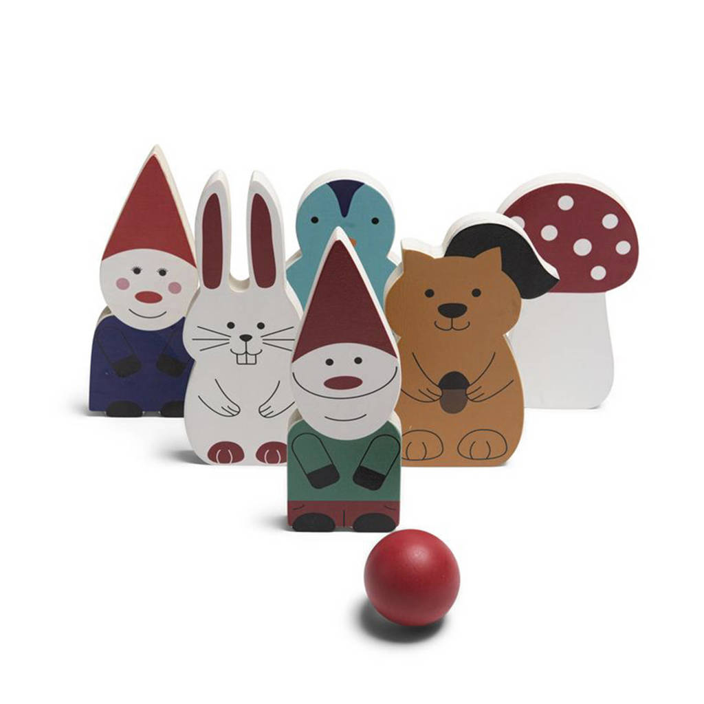 BS Toys Kabouter Bowling