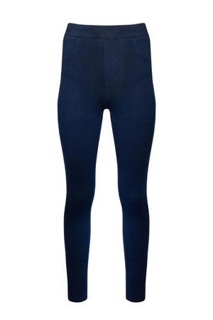 corrigerende jegging jeans blauw