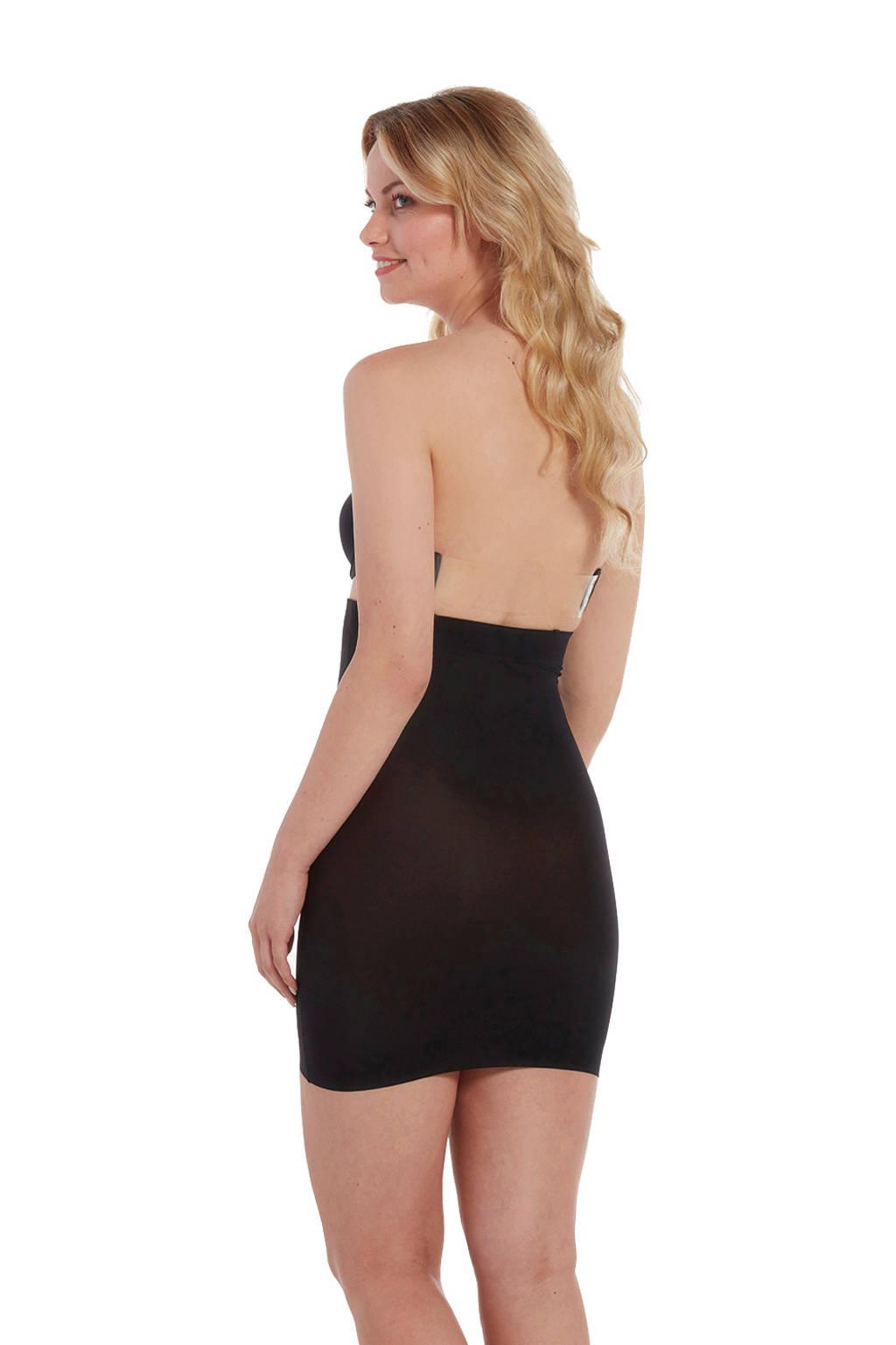 MAGIC Bodyfashion corrigerende jurk zwart, Zwart