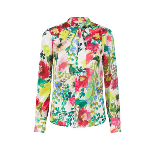 PROMISS blouse met all over print multi
