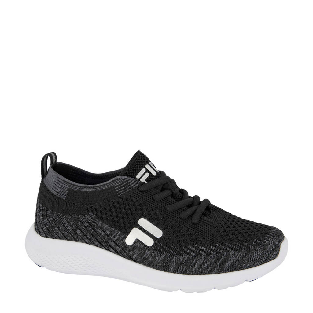 Fila   sneakers zwart/grijs, Zwart/grijs