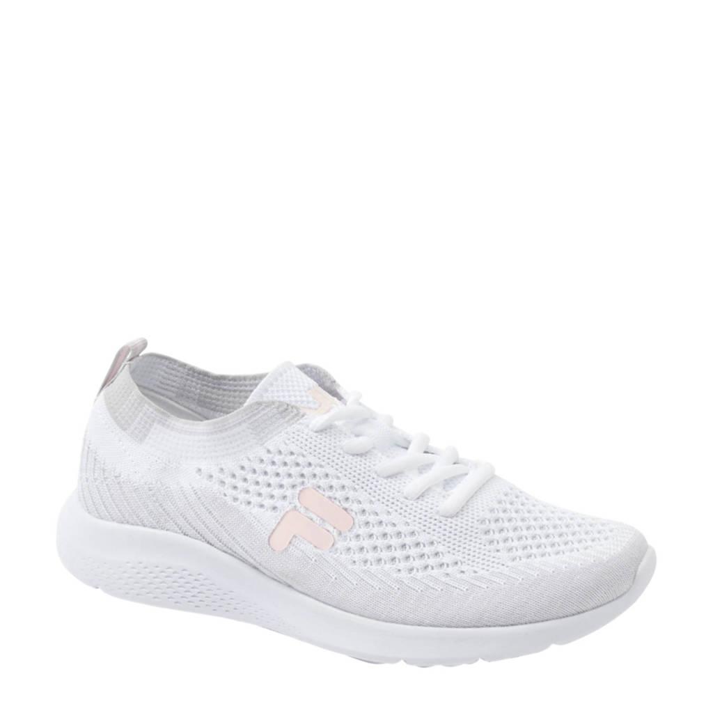 Fila   sneakers lichtgrijs/roze, Lichtgrijs/roze