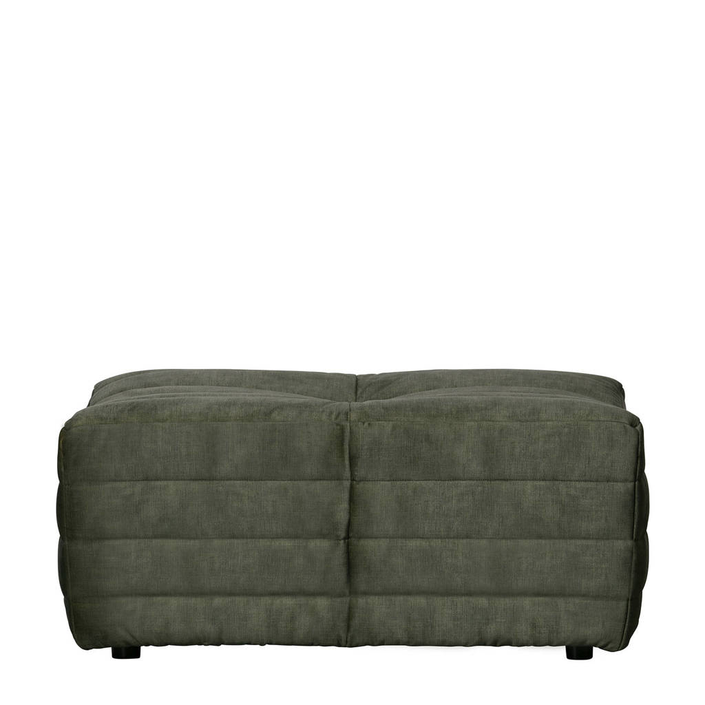 WOOOD Exclusive hocker Bag, Groen