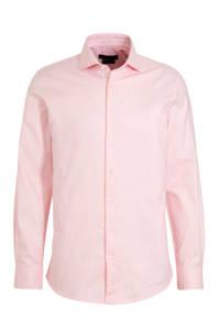 C&A Angelo Litrico slim fit overhemd roze, Roze