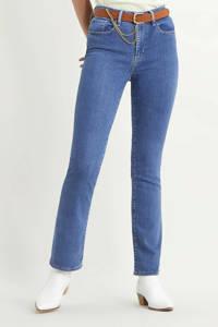 Levi's 725 high waist bootcut jeans dark denim, Dark denim