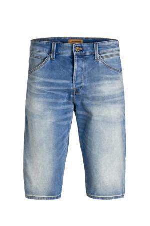 regular fit jeans short Rex blauw