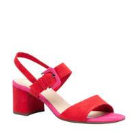 Scapino Nova   sandalettes rood/roze, Rood/roze