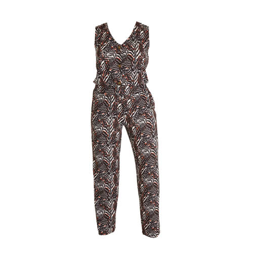 morethanangels jumpsuit Black/white met all over p