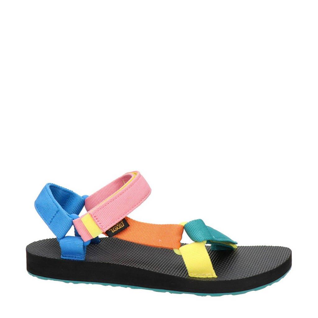 Teva Original Universal  sandalen roze/multi, Roze/multi